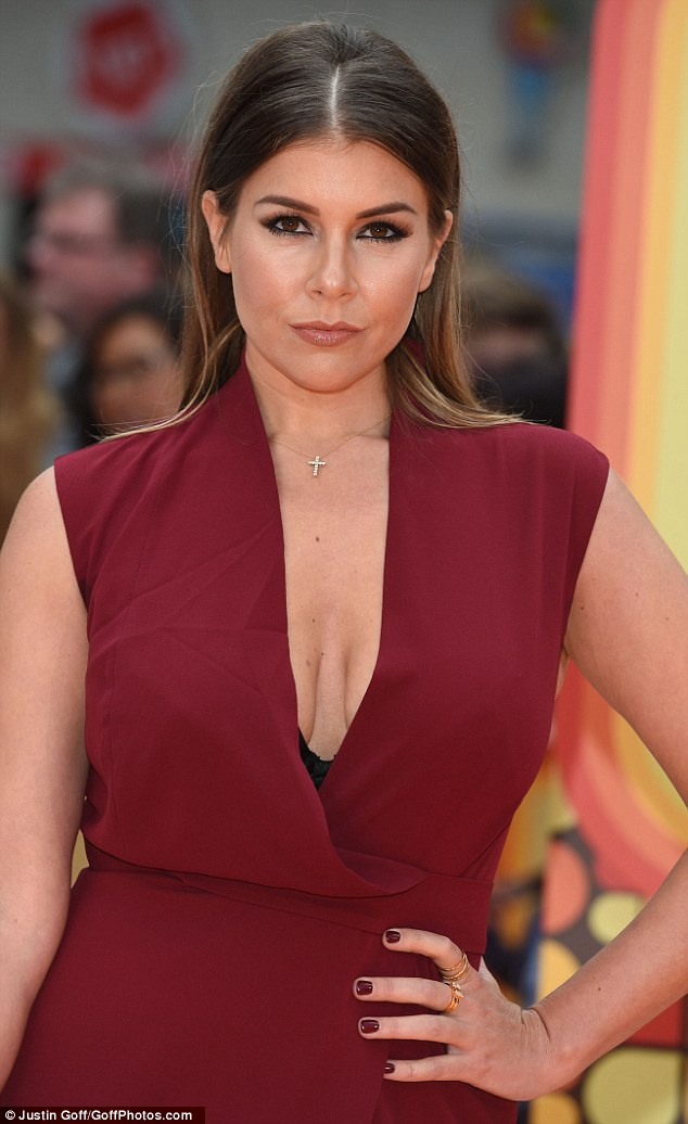 The latest sighting of Imogen comes after it was claimed her former lover, footballer Ryan Giggs, is in the midst of getting a divorce from wife Stacey