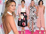 LONDON, ENGLAND - MAY 17:  Lucy Mecklenburgh attends the Lorraine's High Street Fashion Awards at Grand Connaught Rooms on May 17, 2016 in London, England.  (Photo by Karwai Tang/WireImage)
