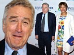 eURN: AD*206765962  Headline: Riverkeeper's 50th Anniversary Fishermen's Ball Caption: NEW YORK, NY - MAY 18:  Robert De Niro and Grace Hightower attends Riverkeeper's 50th Anniversary Fishermen's Ball at Pier Sixty at Chelsea Piers  (Photo by Rabbani and Solimene Photography/WireImage) Photographer: Rabbani and Solimene Photography  Loaded on 19/05/2016 at 03:03 Copyright: WIREIMAGE Provider: WireImage  Properties: RGB JPEG Image (16937K 800K 21.2:1) 1927w x 3000h at 300 x 300 dpi  Routing: DM News : GroupFeeds (Comms), GeneralFeed (Miscellaneous) DM Showbiz : SHOWBIZ (Miscellaneous) DM Online : Online Previews (Miscellaneous), CMS Out (Miscellaneous)  Parking: