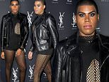 LOS ANGELES, CA - MAY 18:  EJ Johnson attends the Yves Saint Laurent Beauty event at Gibson Brands Sunset on May 18, 2016 in Los Angeles, California.  (Photo by Jason LaVeris/FilmMagic)