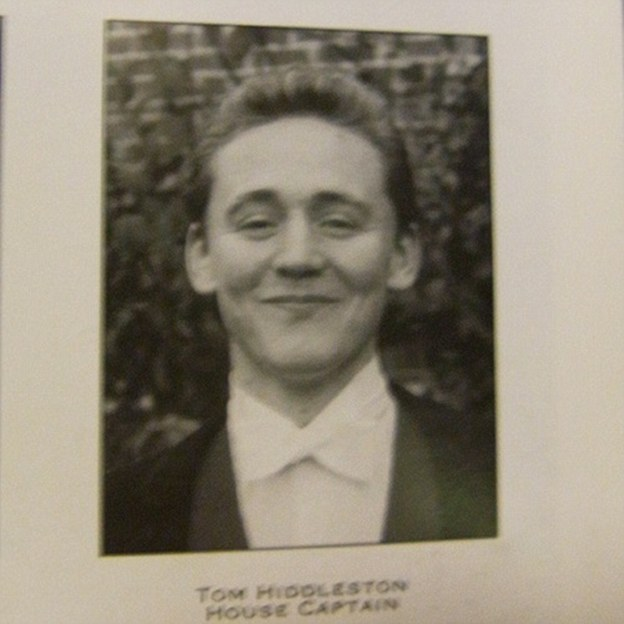 The Eton factor: Bond creator Ian Fleming and Tom Hiddleston both went to Eton, as did 007 himself ¿ before being expelled for an incident with a maid. Tom looked sharp from an early age as a House Captain.