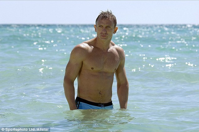 If given the role, he would have a lot to live up to after Daniel Craig re-invented Bond's body. But Craig has reportedly told studio bosses he is now 'done' with the role