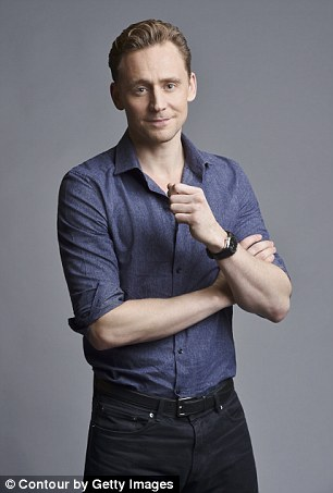 Tom Hiddleston is now asked everywhere he goes if he is going to be the next James Bond