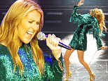 EXCLUSIVE. COLEMAN-RAYNER. \nLas Vegas, NV, USA. May 17, 2016. \nCeline Dion makes a triumphant return to Caesars Palace Colosseum following the first time she spoke publicly of her husband Rene's death. Celine dazzled the sell out crowd with her spectacular vocals and her five costume changes. The singer also spoke candidly about her families troubles since her husband's passing on January 14, 2016.\nCREDIT LINE MUST READ: Coleman-Rayner\nTel US (001) 310 474 4343 - office \nTel US (001) 323 545 7584 - cell\nwww.coleman-rayner.com