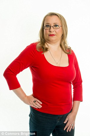 Sara says: 'Graham is my best friend and I can't imagine my life without him, but neither can I envisage a time when I will want to resume our sex life'