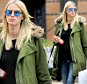 Pregnant socialite Nicky Hilton Rothschild, wearing green winter parka, carries a watermelon smoothie and shops in NoLita in New York City on May 17, 2016.\n\nPictured: Nicky Hilton Rothschild\nRef: SPL1285126  170516  \nPicture by: Christopher Peterson/Splash News\n\nSplash News and Pictures\nLos Angeles: 310-821-2666\nNew York: 212-619-2666\nLondon: 870-934-2666\nphotodesk@splashnews.com\n