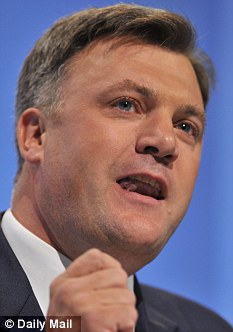 Ed Balls has refused to apologise for the last government's overspending