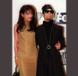 FILE - In this Feb. 8, 1997 file photo, Prince poses backstage with his wife Mayte at the 28th annual NAACP Image Awards in Pasadena, Calif. Prince died at h...