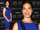 """Mandatory Credit: Photo by Kristina Bumphrey/StarPix/REX/Shutterstock (5689298cw)\nAmerica Ferrera\nThe Paley Center for Media's """"Tribute to Hispanic Achievements in Television"""" Presented by JPMorgan Chase & Co, New York, America - 18 May 2016\n"""