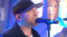 Cole Swindell performs emotional song 'You Should Be Here'