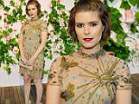 Mandatory Credit: Photo by Sara Jaye Weiss/REX/Shutterstock (5688968j)\nKate Mara\nKate Mara celebrates launch of Ruffino Sparkling Rose wine, Los Angeles, America - 17 May 2016\n