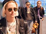 18.May.2016 - Nice - France ***EXCLUSIVE ALLROUND PICTURES*** *** AVAILABLE FOR UK SALE ONLY *** The new lovebirds Kristen Stewart and Alicia Cargile at Nice airport at 5:30 am for board in plane for Paris. BYLINE MUST READ : E-PRESS / XPOSUREPHOTOS.COM ***UK CLIENTS - PICTURES CONTAINING CHILDREN PLEASE PIXELATE FACE PRIOR TO PUBLICATION *** **UK CLIENTS MUST CALL PRIOR TO TV OR ONLINE USAGE PLEASE TELEPHONE 0208 344 2007**