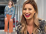 18 May 2016 - London - UK  Ferne McCann seen after appearing on the Lorraine show. BYLINE MUST READ : XPOSUREPHOTOS.COM  ***UK CLIENTS - PICTURES CONTAINING CHILDREN PLEASE PIXELATE FACE PRIOR TO PUBLICATION ***  **UK CLIENTS MUST CALL PRIOR TO TV OR ONLINE USAGE PLEASE TELEPHONE   44 208 344 2007 **