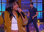 Christina Milian faces Josh Peck on Lip Sync Battle!