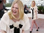 Mandatory Credit: Photo by David Fisher/REX/Shutterstock (5691123i) Elle Fanning 'The Neon Demon' photocall, 69th Cannes Film Festival, France - 20 May 2016