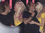 May 16th, 2016 - Cannes\n*** EXCLUSIVE ALL AROUND PICTURES ***\nTOWIE star Chloe Sims appears to confirm relationship with much older multi-millionaire Robert Tchenguiz as she leaves an exit of the \\'Wild\\' party hosted by jewellery company Chopard in Cannes, France. Worse for wear Chloe was seen kissing Robert and looked like she was enjoying the night with her new boyfriend!\n****** BYLINE MUST READ : © Spread Pictures ******\n****** No Web Usage before agreement ******\n****** Strictly No Mobile Phone Application or Apps use without our Prior Agreement ******\nEnquiries at photo@spreadpictures.com