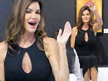 *EXCLUSIVE* West Hollywood, CA - Janice Dickinson share a friendly smile and a wave at a Breast Cancer Awareness event at Galerie Montaigne in West Hollywood. The former supermodel appeared to be in good spirits after having an emergency surgery following a breast cancer diagnosis.\nAKM-GSI         May 19, 2016\nTo License These Photos, Please Contact :\nSteve Ginsburg\n(310) 505-8447\n(323) 423-9397\nsteve@akmgsi.com\nsales@akmgsi.com\nor\nMaria Buda\n(917) 242-1505\nmbuda@akmgsi.com\nginsburgspalyinc@gmail.com