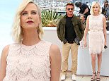 CANNES, FRANCE - MAY 20:  Actress Charlize Theron attends 'The Last Face' Photocall  during The 69th Annual Cannes Film Festival on May 20, 2016 in Cannes, .  (Photo by Venturelli/WireImage)