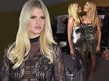 CAP D'ANTIBES, FRANCE - MAY 19:  Lara Stone and Lily Donaldson prepare backstage at the amfAR's 23rd Cinema Against AIDS Gala at Hotel du Cap-Eden-Roc on May 19, 2016 in Cap d'Antibes, France.  (Photo by Ian Gavan/amfAR16/WireImage)