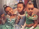 kimkardashianThe girls got princess make overs at the Bibbity Bobbity Botique! I've never seen anything sweeter! Thank you @Disneyland for the magical memories!