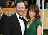Mandatory Credit: Photo by Matt Baron/BEI/BEI/Shutterstock (2099998ox) Vincent Kartheiser and Alexis Bledel 19th Annual Screen Actors Guild Awards, Arrivals, Shrine Auditorium, Los Angeles, America - 27 Jan 2013