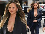 eURN: AD*206753118  Headline: Chrissy Teigen and John Legend go out hand in hand and matching outfits Caption: 18.May.2016 - New York ? USA *** STRICTLY AVAILABLE FOR UK AND GERMANY USE ONLY *** New York, NY - Chrissy Teigen and John Legend go out hand in hand and matching outfits with Chrissy wearing an all black ensemble with tall neutral heels, and John changing up his all black outfit with a white and black striped shirt. BYLINE MUST READ : AKM-GSI-XPOSURE ***UK CLIENTS - PICTURES CONTAINING CHILDREN PLEASE PIXELATE FACE PRIOR TO PUBLICATION *** *UK CLIENTS MUST CALL PRIOR TO TV OR ONLINE USAGE PLEASE TELEPHONE 0208 344 2007*  Photographer: AKM-GSI-XPOSURE  Loaded on 18/05/2016 at 23:59 Copyright:  Provider: AKM-GSI-XPOSURE  Properties: RGB JPEG Image (19997K 2748K 7.3:1) 2133w x 3200h at 300 x 300 dpi  Routing: DM News : GroupFeeds (Comms), GeneralFeed (Miscellaneous) DM Showbiz : SHOWBIZ (Miscellaneous) DM Online : Online Previews (Miscellaneous), CMS Out (Miscellaneous