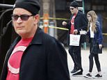 Exclusive... 52064770 Actor Charlie Sheen and his daughter Sam spotted out for a healthy lunch in Malibu, California on May 19, 2016. Charlie is claiming that he is owed 40 million in back pay from his show 'Anger Management'. FameFlynet, Inc - Beverly Hills, CA, USA - +1 (310) 505-9876 RESTRICTIONS APPLY: NO GERMANY,NO FRANCE