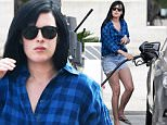 EXCLUSIVE: Rumer Willis fuels up in West Hollywood.\n\nPictured: Rumer Willis\nRef: SPL1285858  180516   EXCLUSIVE\nPicture by: Splash News\n\nSplash News and Pictures\nLos Angeles: 310-821-2666\nNew York: 212-619-2666\nLondon: 870-934-2666\nphotodesk@splashnews.com\n