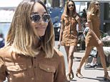 Picture Shows: Jourdan Dunn  May 17, 2016    Model Jourdan Dunn seen out and about during the 69th Annual Cannes Film Festival in Cannes, France.    Non Exclusive  UK RIGHTS ONLY    Pictures by : FameFlynet UK © 2016  Tel : +44 (0)20 3551 5049  Email : info@fameflynet.uk.com