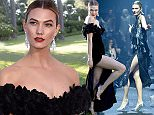 CAP D'ANTIBES, FRANCE - MAY 19:  Model Karlie Kloss attends the amfAR's 23rd Cinema Against AIDS Gala at Hotel du Cap-Eden-Roc on May 19, 2016 in Cap d'Antibes, France.  (Photo by Pascal Le Segretain/amfAR16/WireImage)