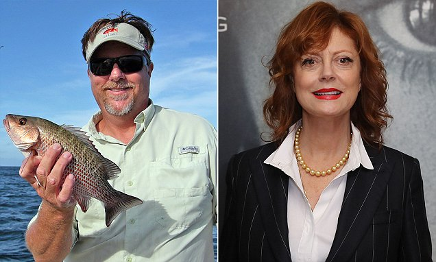 Susan Sarandon's brother Terry Tomalin dies aged 55 after suffering a heart attack