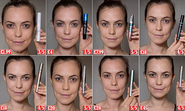 FEMAIL goes swimming to test the best and worst of waterproof mascaras