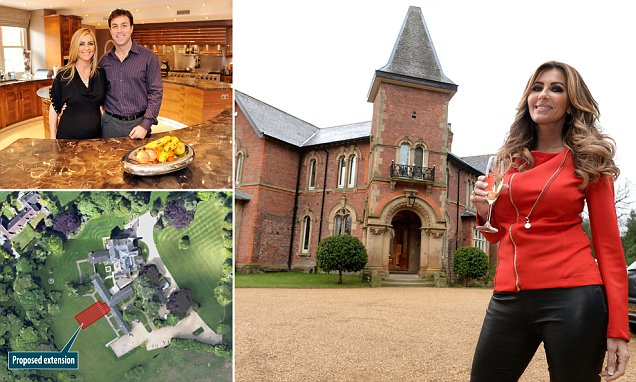 Real Housewives of Cheshire's Dawn Ward's 'witch hunted' over Warford Hall plans