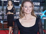 MADRID, SPAIN - MAY 18:  Actress Jodie Foster attends 'Money Monster' premiere at Picasso Tower roof on May 18, 2016 in Madrid, Spain.  (Photo by Pablo Cuadra/Getty Images)