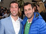LOS ANGELES, CA - MAY 16:  Max Kessler and comedian Adam Sandler attend the premiere of Netflix's 'The Do Over' at Regal LA Live Stadium 14 on May 16, 2016 in Los Angeles, California.  (Photo by Kevin Winter/Getty Images)