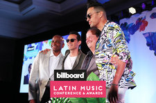 2016 Billboard Latin Music Conference: See the Photos