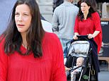 52064517 Pregnant Liv Tyler was seen out pushing her son Sailor in his stroller in the West Village neighborhood of New York, New York, on May 19, 2016. Liv was dressed in a big red top and is pregnant with her third child. FameFlynet, Inc - Beverly Hills, CA, USA - +1 (310) 505-9876