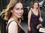 "Emilia Clarke enters Barnes & Noble, Upper West Side, NYC to promote the book and film ""Me Before You: A Novel"".\n\nPictured: Emilia Clarke\nRef: SPL1287391  200516  \nPicture by: Derek Storm / Splash News\n\nSplash News and Pictures\nLos Angeles: 310-821-2666\nNew York: 212-619-2666\nLondon: 870-934-2666\nphotodesk@splashnews.com\n"