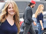 EXCLUSIVE: Lana Del Rey Gets Her Hair Done At The Salon, Then Meets Up With Boyfriend Francesco Carrozzini in Beverly Hills\n\nPictured: Lana Del Rey And Francesco Carrozzini\nRef: SPL1286768  190516   EXCLUSIVE\nPicture by: Photographer Group / Splash News\n\nSplash News and Pictures\nLos Angeles: 310-821-2666\nNew York: 212-619-2666\nLondon: 870-934-2666\nphotodesk@splashnews.com\n