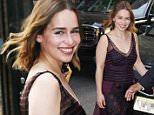 "Emilia Clarke enters Barnes & Noble, Upper West Side, NYC to promote the book and film ""Me Before You: A Novel"".\n\nPictured: Emilia Clarke\nRef: SPL1287391  200516  \nPicture by: Derek Storm / Splash News\n\nSplash News and Pictures\nLos Angeles: 310-821-2666\nNew York: 212-619-2666\nLondon: 870-934-2666\nphotodesk@splashnews.com\n"