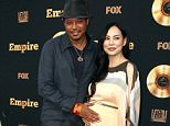 """LOS ANGELES, CA - MAY 20:  Actor Terrence Howard and Miranda Pak attend the """"Empire"""" FYC ATAS Event held at Zanuck Theater at 20th Century Fox Lot on May 20, 2016 in Los Angeles, California.  (Photo by Tommaso Boddi/WireImage)"""
