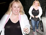 West Hollywood, CA - Rebel Wilson seen leaving Craig's restaurant after Dinner\nCREDIT MUST READ: MACIEL/AKM-GSI\nAKM-GSI       May  20, 2016\nTo License These Photos, Please Contact :\nSteve Ginsburg\n(310) 505-8447\n(323) 423-9397\nsteve@akmgsi.com\nor\nMaria Buda\n(917) 242-1505\nmbuda@akmgsi.com\n