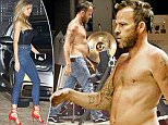 EXCLUSIVE: Stephen Dorff doing some cleaning shirtless in his garage in Malibu\n\nPictured: Stephen Dorff\nRef: SPL1282516  190516   EXCLUSIVE\nPicture by: Splash News\n\nSplash News and Pictures\nLos Angeles: 310-821-2666\nNew York: 212-619-2666\nLondon: 870-934-2666\nphotodesk@splashnews.com\n