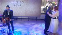 Kristian Bush serenades TODAY newlyweds with 'Forever Now'