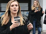 ***Not available as part of a subscription deal. Fee set at �150 before 22:00 on 20th May 2016 for use of the set before this time***\nEXCLUSIVE ALLROUNDERElizabeth Olsen gets coffee with a friend\nFeaturing: Elizabeth Olsen\nWhere: Los Angeles, California, United States\nWhen: 19 May 2016\nCredit: WENN.com