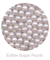 Edible Sugar Pearls