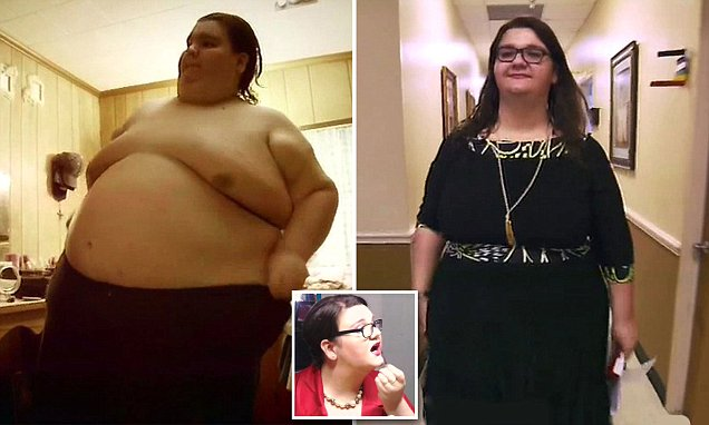 Morbidly obese Chay Guillory comes out transgender woman after shedding 200lbs