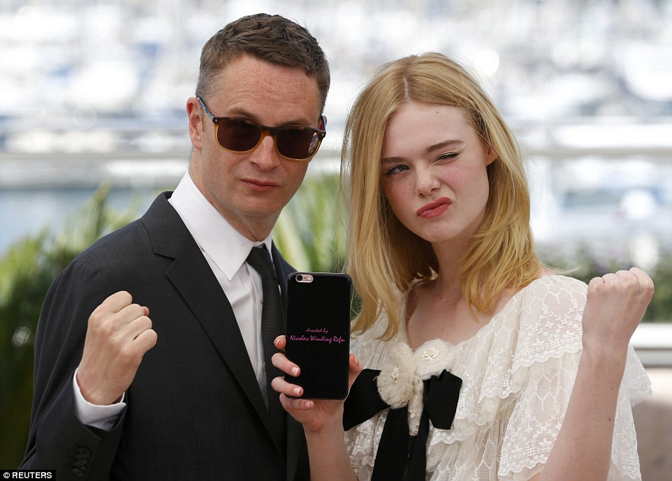 Summer release date: The Neon Demon hits US theaters sometime in June and UK cinemas on July 8