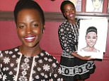 eURN: AD*206873000  Headline: Lupita Nyong'o Caricature Unveiling Caption: NEW YORK, NY - MAY 19:  Lupita Lyong'o attends the Lupita Lyong'o portrait unveiling at Sardi's on May 19, 2016 in New York City.  (Photo by Walter McBride/WireImage) Photographer: Walter McBride  Loaded on 19/05/2016 at 22:13 Copyright: WIREIMAGE Provider: WireImage  Properties: RGB JPEG Image (17964K 2412K 7.4:1) 1941w x 3159h at 300 x 300 dpi  Routing: DM News : GroupFeeds (Comms), GeneralFeed (Miscellaneous) DM Showbiz : SHOWBIZ (Miscellaneous) DM Online : Online Previews (Miscellaneous), CMS Out (Miscellaneous)  Parking: