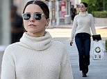 Exclusive... 52066623 Actress Sophia Bush was spotted grabbing lunch in West Hollywood, California on May 20, 2016. She was wearing a turtle neck sweater with jeans, and holding a book. FameFlynet, Inc - Beverly Hills, CA, USA - +1 (310) 505-9876